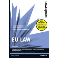 Law Express: EU Law (BOK)