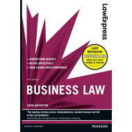 Law Express: Business Law (Revision Guide) (BOK)