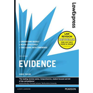 Law Express: Evidence (BOK)