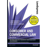 Law Express: Consumer and Commercial Law (BOK)