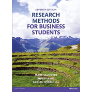 Research Methods for Business Students (BOK)