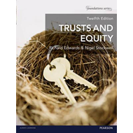 Trusts and Equity (BOK)