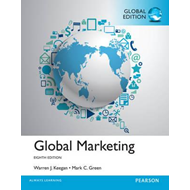 Global Marketing, Global Edition (BOK)