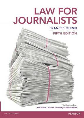 Law for Journalists (BOK)
