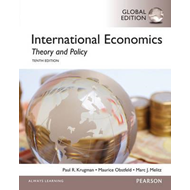 International Economics: Theory and Policy, Global Edition (BOK)