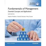 Fundamentals of Management, Global Edition (BOK)