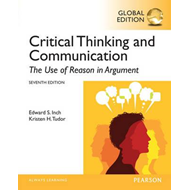 Critical Thinking and Communication: The Use of Reason in Ar (BOK)