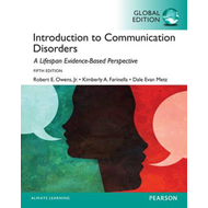 Introduction to Communication Disorders: A Lifespan Evidence (BOK)