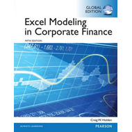 Excel Modeling in Corporate Finance, Global Edition (BOK)