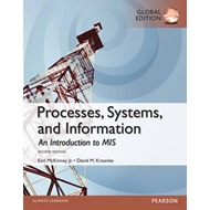 Processes, Systems, and Information: An Introduction to MIS, (BOK)