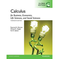 Calculus for Business, Economics, Life Sciences and Social S (BOK)