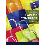 Law of Contract 12th edition MyLawChamber pack (BOK)