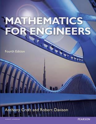Mathematics for Engineers (with CD) (BOK)