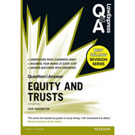 Law Express Question and Answer: Equity and Trusts(Q&A Revis (BOK)