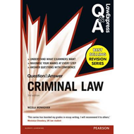 Law Express Question and Answer: Criminal Law (Q&A revision (BOK)