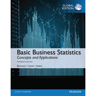 Basic Business Statistics, Global Edition (BOK)