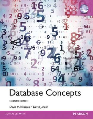Database Concepts, Global Edition (BOK)