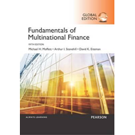 Fundamentals of Multinational Finance, Global Edition (BOK)