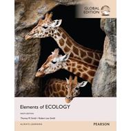Elements of Ecology, Global Edition (BOK)