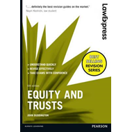 Law Express: Equity and Trusts (BOK)