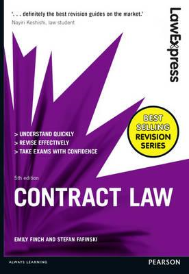 Law Express: Contract Law (BOK)
