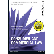 Law Express: Consumer and Commercial (BOK)