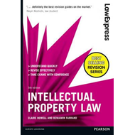 Law Express: Intellectual Property Law (BOK)
