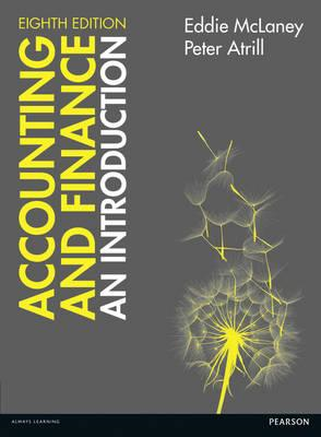 Accounting and Finance: An Introduction 8th edition (BOK)