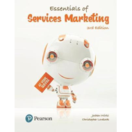 Essentials of Services Marketing (BOK)