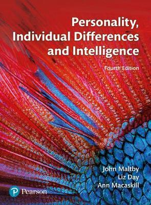 Personality, Individual Differences and Intelligence (BOK)