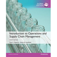 Introduction to Operations and Supply Chain Management, Glob (BOK)