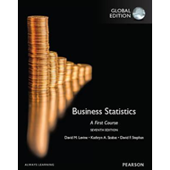 Business Statistics: A First Course (BOK)