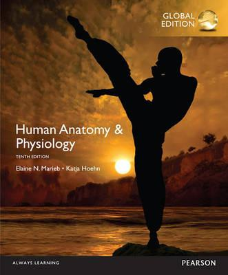 Human Anatomy & Physiology, Global Edition (BOK)