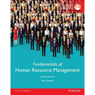 Fundamentals of Human Resource Management, Global Edition (BOK)