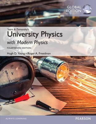 University Physics with Modern Physics, Global Edition (BOK)