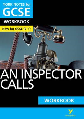 Inspector Calls: York Notes for GCSE (9-1) Workbook (BOK)