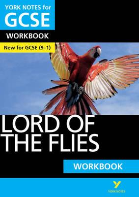 Lord of the Flies: York Notes for GCSE (9-1) Workbook (BOK)