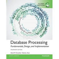 Database Processing: Fundamentals, Design, and Implementatio (BOK)