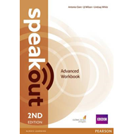 Speakout Advanced Workbook Without Key (BOK)