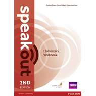 Speakout Elementary Workbook Without Key (BOK)