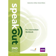 Speakout Pre-Intermediate 2nd Edition Workbook without Key (BOK)