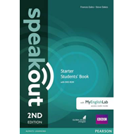 Speakout Starter Students' Book with DVD-ROM and MyEnglishLa (BOK)