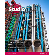 Studio Edexcel GCSE French Higher Student Book (BOK)