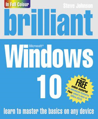 Brilliant Windows 10 (BOK)