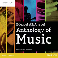 Edexcel AS/A Level Anthology of Music (BOK)