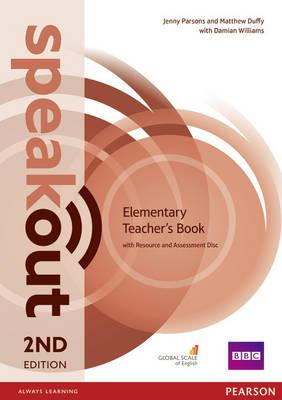 Speakout Elementary 2nd Edition Teacher's Guide with Resourc (BOK)