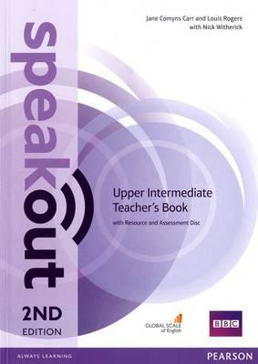 Speakout Upper Intermediate 2nd Edition Teacher's Guide with (BOK)