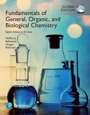 Fundamentals of General, Organic and Biological Chemistry in (BOK)