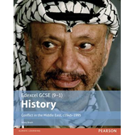 History Conflict in the Middle East, c1945-1995 Student Book (BOK)
