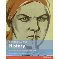 Edexcel GCSE (9-1) History Russia and the Soviet Union, 1917 (BOK)